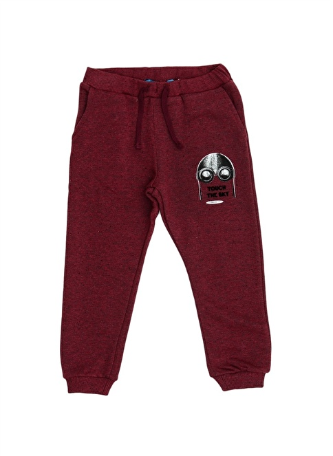 Funky Rocks Sweatpant Bordo